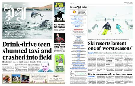 The Press and Journal Moray – April 05, 2019