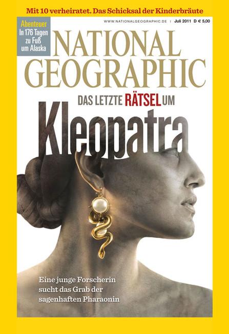 National Geographic Deutschland Juli No 07 2011