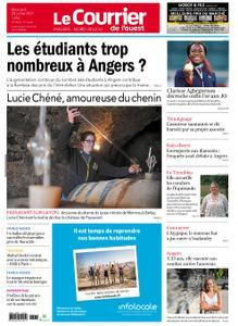 Le Courrier de l'Ouest Angers – 28 juillet 2021
