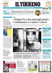 Il Tirreno Livorno - 25 Novembre 2020