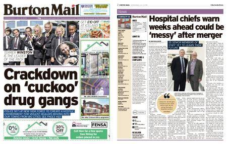 Burton Mail – July 04, 2018