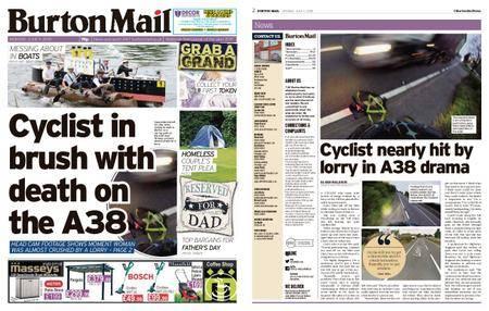 Burton Mail – June 11, 2018