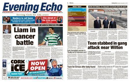 Evening Echo – November 13, 2017