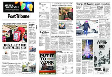 Post-Tribune – December 25, 2017