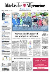 Märkische Allgemeine Prignitz Kurier - 12. Oktober 2018