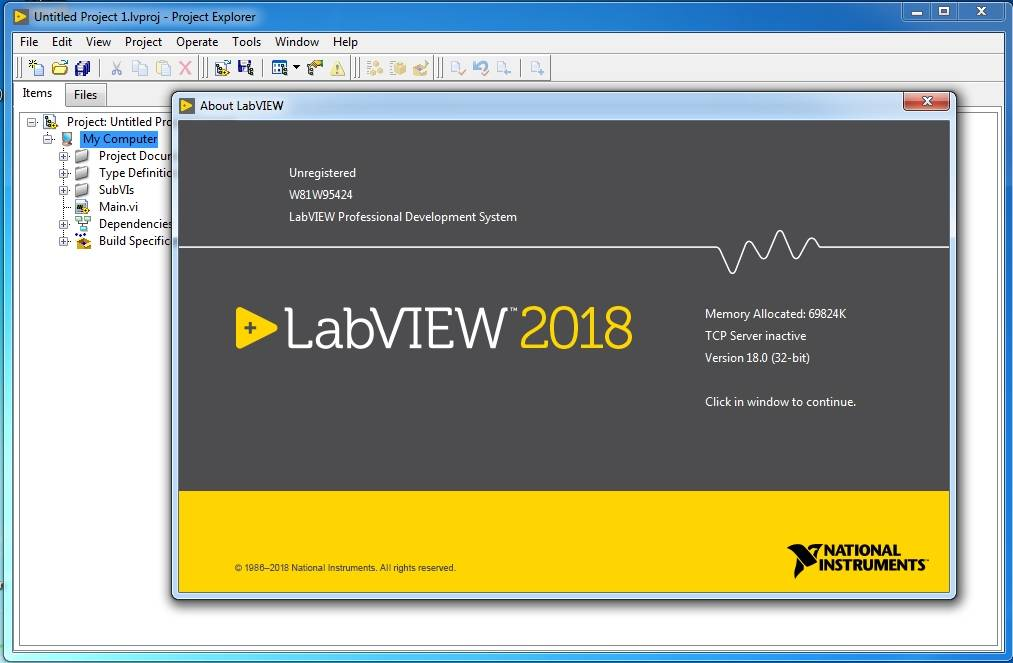 NI LabView 2018 version 18 0 / AvaxHome