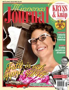 Minnenas Journal – 01 augusti 2019