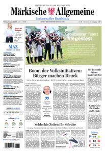 Märkische Allgemeine Luckenwalder Rundschau - 26. August 2019