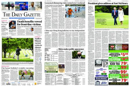 The Daily Gazette – May 26, 2020