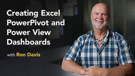 Excel 2013: Creating Excel Power Pivot and Power View Dashboards (Repost)
