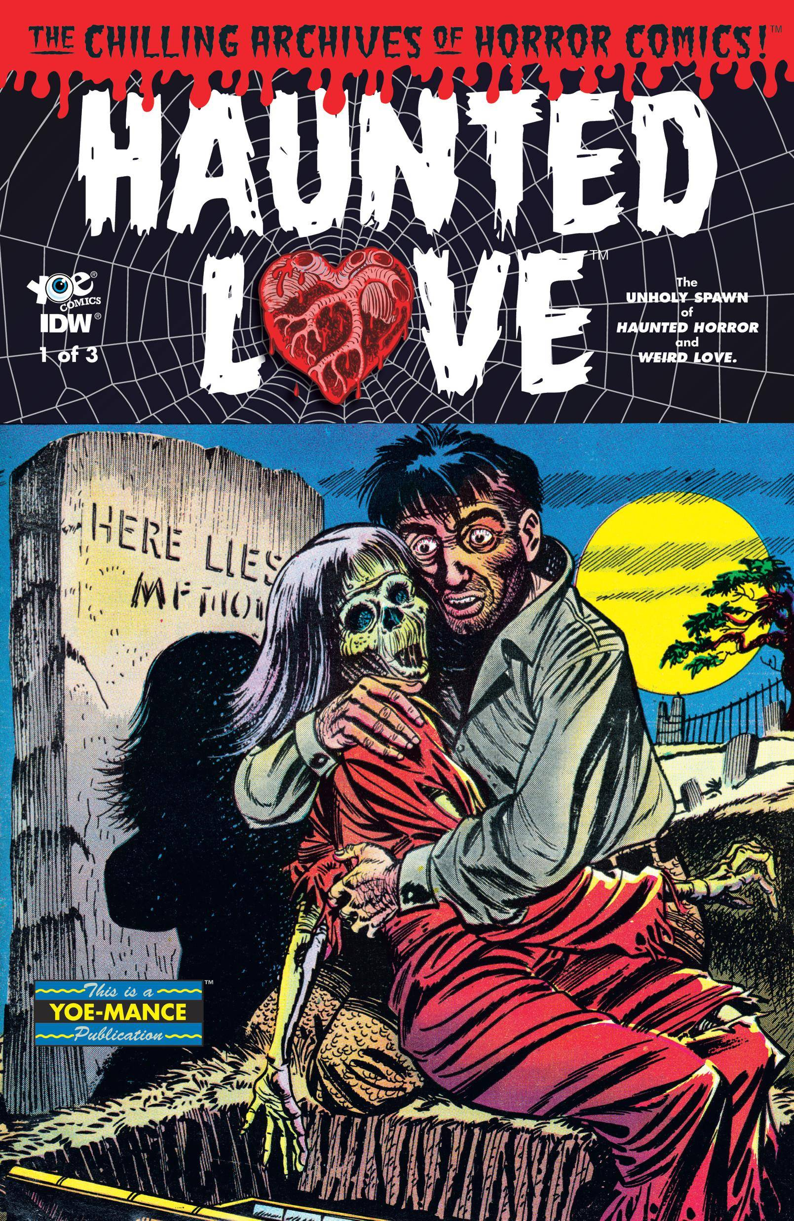 Haunted Love 001 2016 Digital TLK-EMPIRE-HD