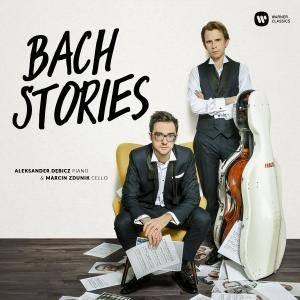 Aleksander Debicz & Marcin Zdunik - Bach Stories (2017) [Official Digital Download 24/96]