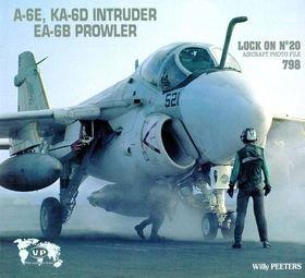 A-6E, KA-6D Intruder, EA-6B Prowler (repost)