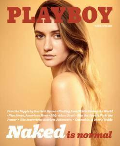 Playboy USA - March-April 2017