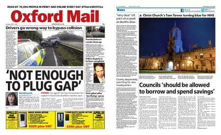 Oxford Mail – May 05, 2020