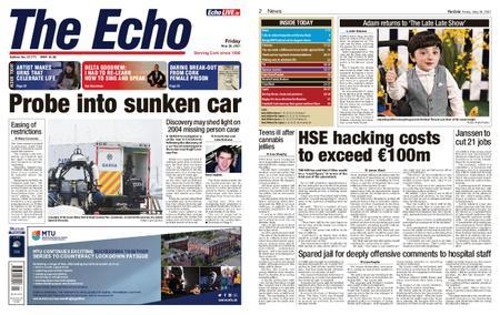 Evening Echo – May 28, 2021