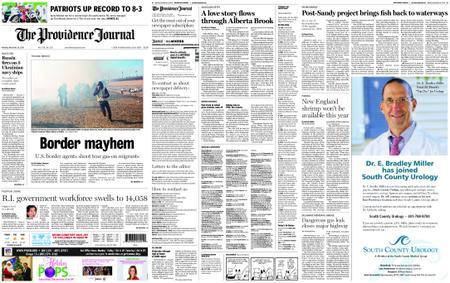 The Providence Journal – November 26, 2018