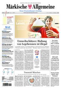 Neue Oranienburger Zeitung - 11. Januar 2019