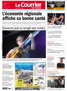 Le Courrier de l'Ouest Nord Anjou – 08 juillet 2019