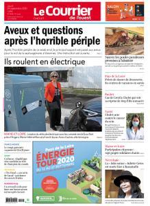 Le Courrier de l'Ouest Cholet – 24 septembre 2020