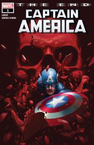 Captain America-The End 001 2020 Digital Zone
