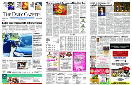 The Daily Gazette – May 06, 2020