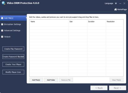 Gilisoft Video DRM Protection 4.0.0
