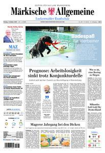 Märkische Allgemeine Luckenwalder Rundschau - 07. Oktober 2019