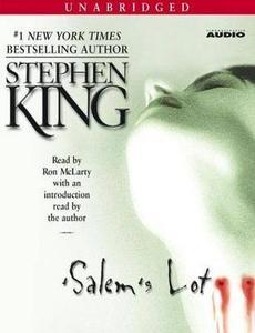Unabridged Audiobook | Salem's Lot by Stephen King