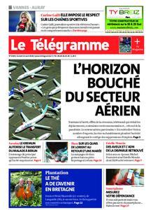 Le Télégramme Auray – 22 août 2020