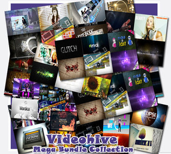 Videohive Mega-Bundle After Effects Projects Collection Sets 1-95