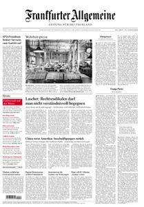 Frankfurter Allgemeine Zeitung F.A.Z. - 31. August 2018