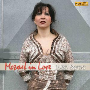 Luiza Borac, Romanian National Radio Orchestra Bucharest & Horia Andreescu - Mozart in Love (2019)