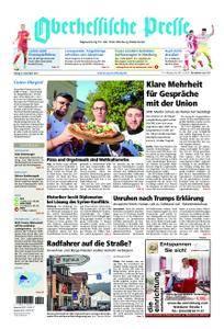 Oberhessische Presse Marburg/Ostkreis - 08. Dezember 2017