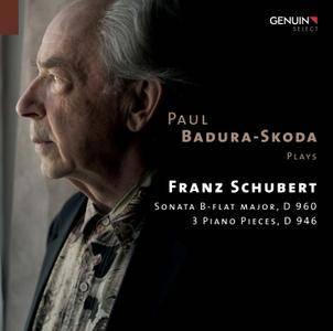 Paul Badura-Skoda - Paul Badura-Skoda plays Franz Schubert (2013) [Official Digital Download]