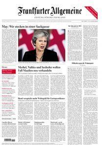 Frankfurter Allgemeine Zeitung F.A.Z. - 22. September 2018