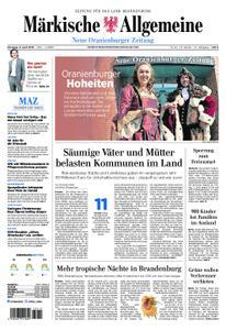 Neue Oranienburger Zeitung - 09. April 2019