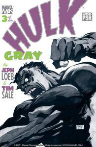 Hulk Gray 03 of 06 2004 digital