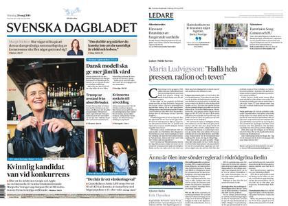 Svenska Dagbladet – 20 maj 2019