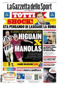 La Gazzetta dello Sport Roma – 14 giugno 2019