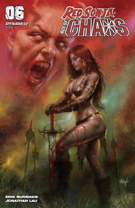 Dynamite-Red Sonja Age Of Chaos No 06 2020 Hybrid Comic eBook