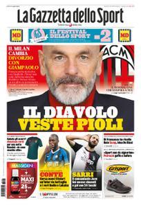 La Gazzetta dello Sport Bergamo – 08 ottobre 2019