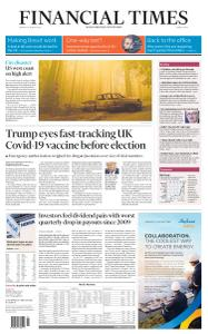 Financial Times Middle East - August 24, 2020