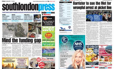 South London Press – January 17, 2020