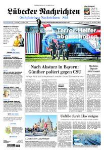 Lübecker Nachrichten Ostholstein Süd - 16. Oktober 2018