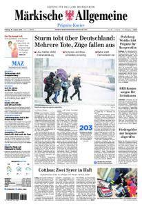 Märkische Allgemeine Prignitz Kurier - 19. Januar 2018