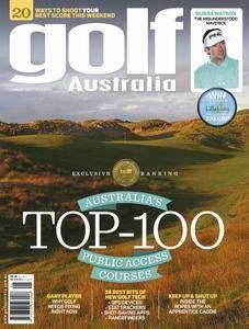 Golf Australia - January 2017