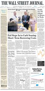 The Wall Street Journal – 18 September 2019