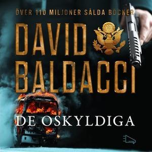 «De oskyldiga» by David Baldacci