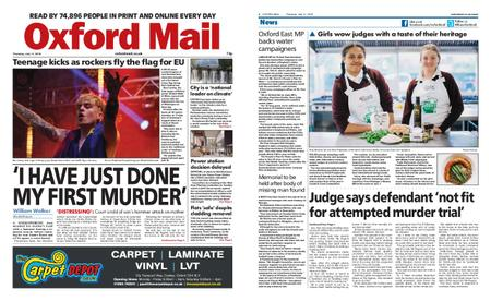 Oxford Mail – July 11, 2019